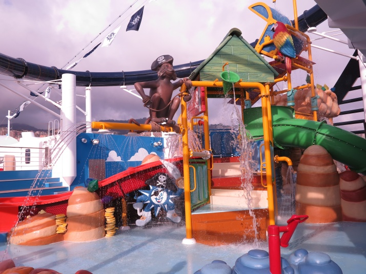 Doremi Castle Aqua Park for children