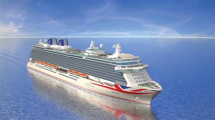 Caribbean bound: Britannia (Picture: P&O Cruises)