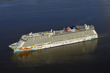 Big expectations: Norwegian operates ships like the Getaway (Picture: Norwegian Cruise Line)
