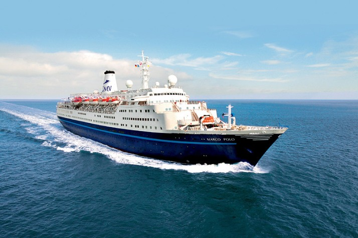 Marco Polo: Guests had complained before about injuries in rough seas (Picture: CMV)