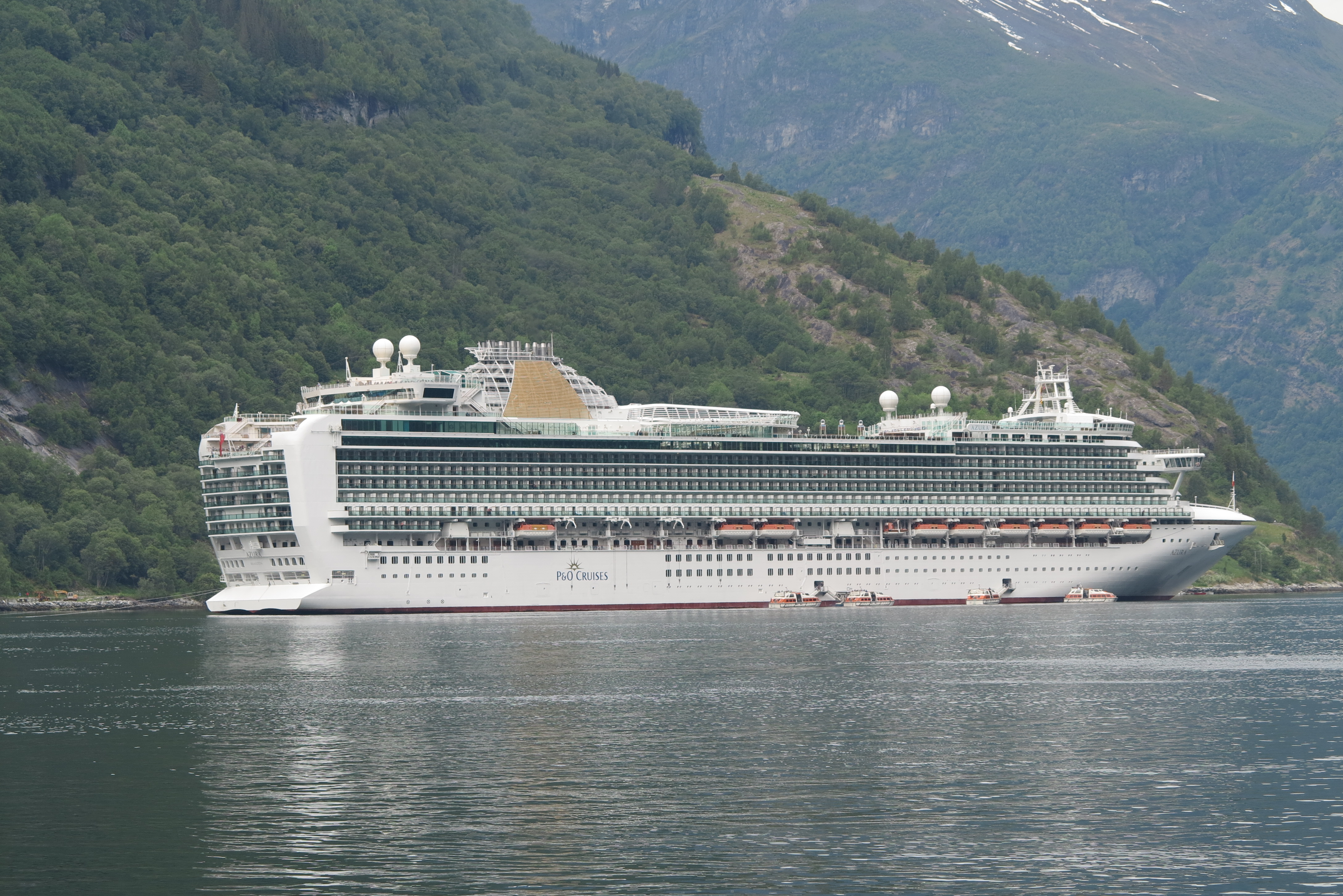 Amazing Sights Of Norway And Back In A Week PO Cruises Makes It - Norway cruises