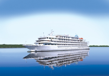 Pearl Mist - the new queen of the Caribbean?