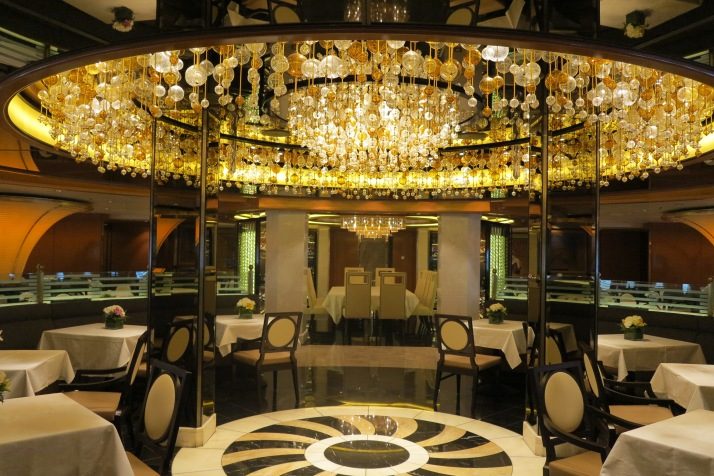 Winning recipe: The Chef's Table Lumiere private dining