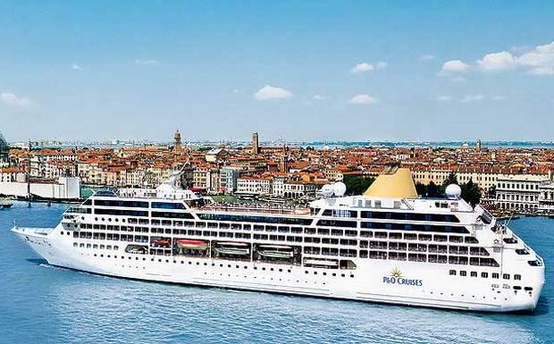 Adios, Adonia (Picture: P&O Cruises)