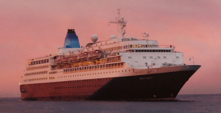 British Woman Missing From Saga Sapphire Cruise Ship In