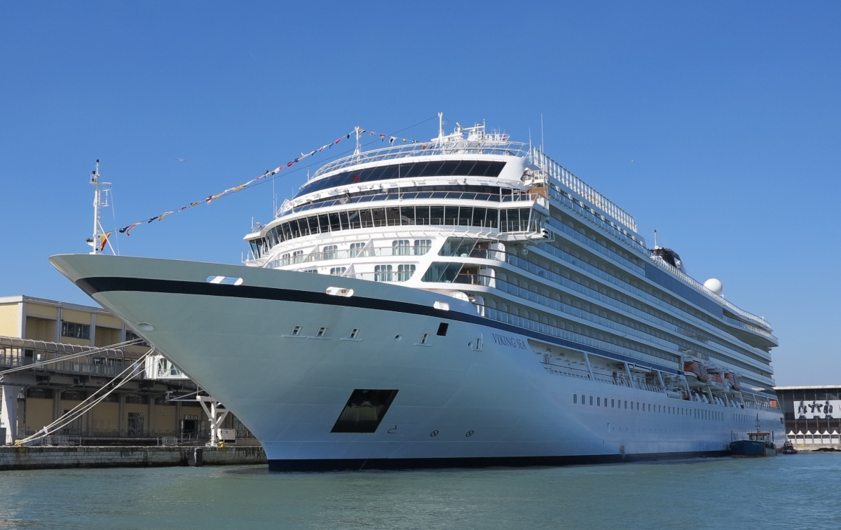 A photo tour of Viking Cruises' new ship Viking Sea
