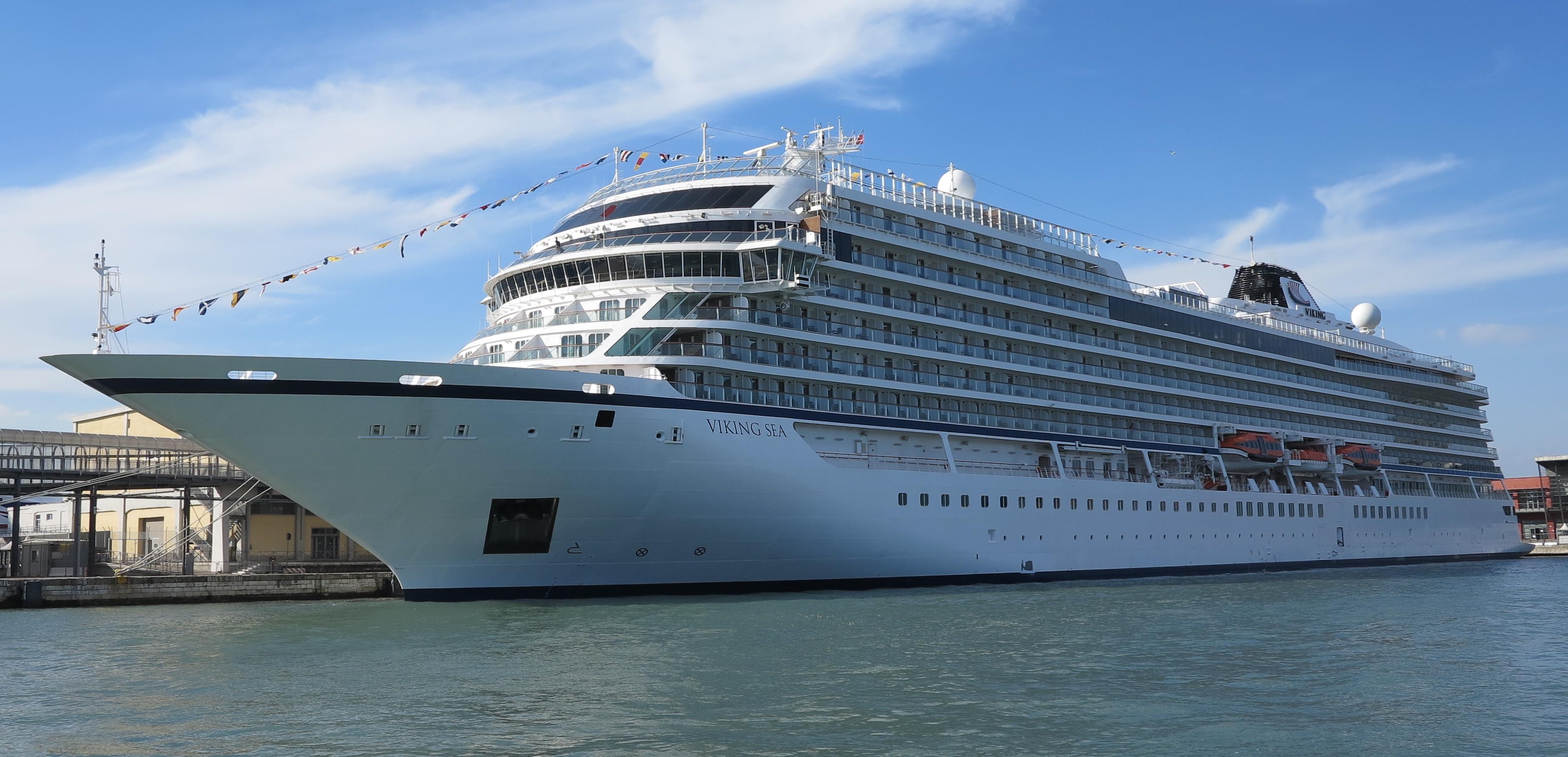 A Photo Tour Of Viking Cruises New Ship Viking Sea Shipmonk