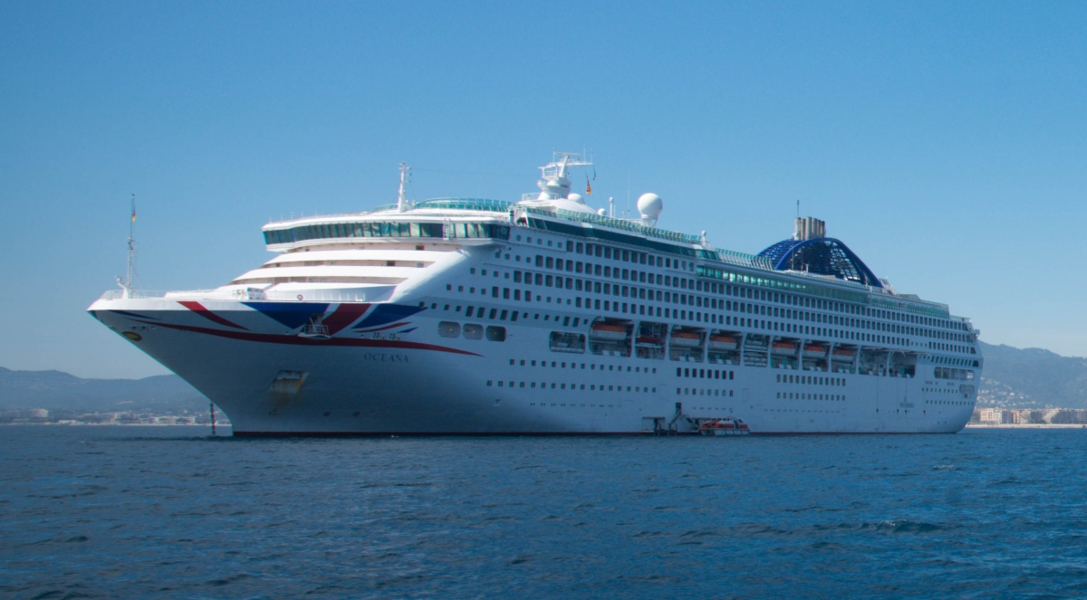 P&O Cruises to base Oceana in Arabian Gulf in 2019