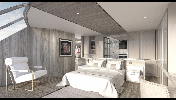 Celebrity Edge - Iconic Suite 3