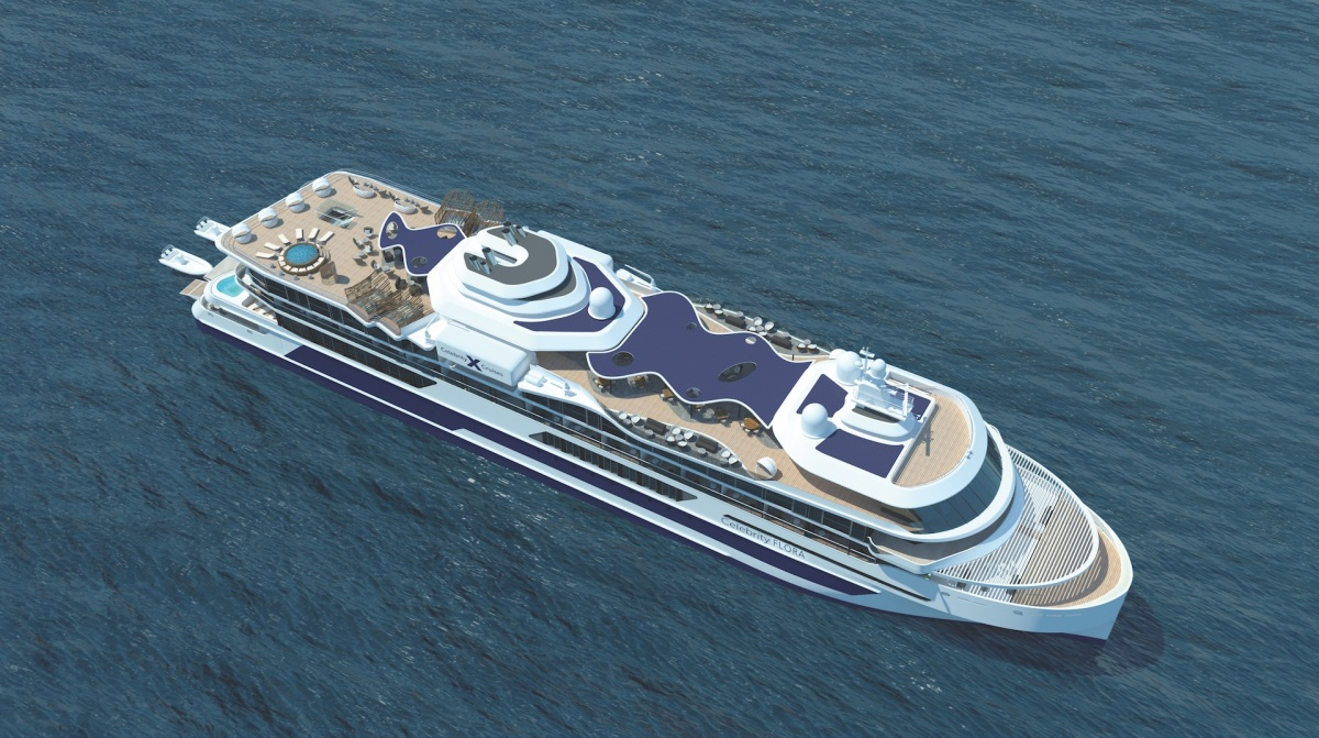 Celebrity Cruises announces new 'eco-friendly' luxury ship for the Galapagos islands - Celebrity Flora